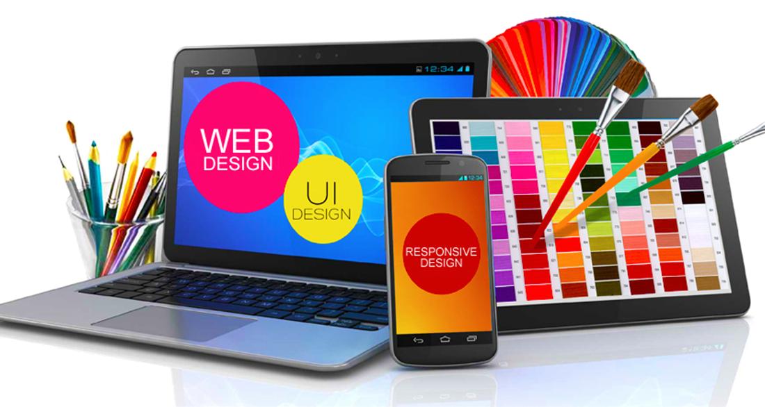 Создать веб сайт в студии дизайна