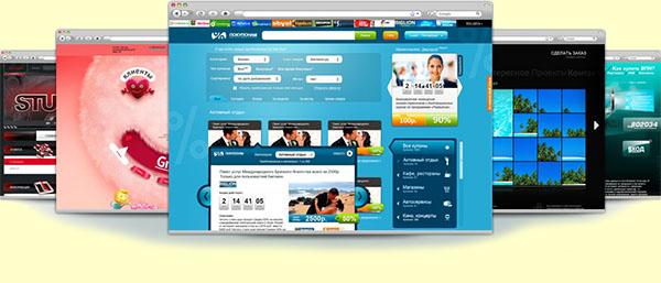 Создание сайтов быстро недорого