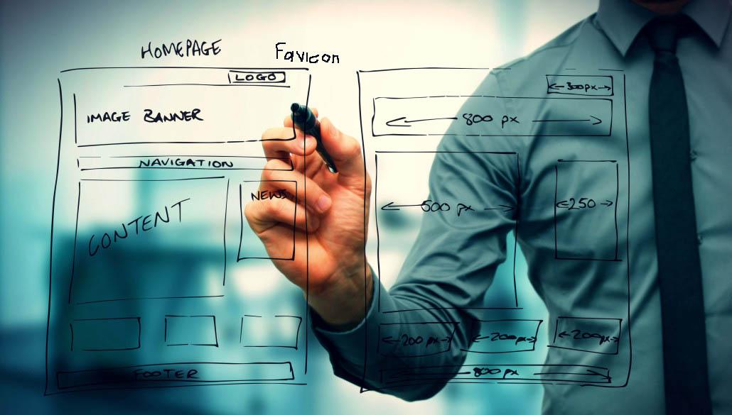 Создание сайтов в Сургуте в студии дизайна сайтов