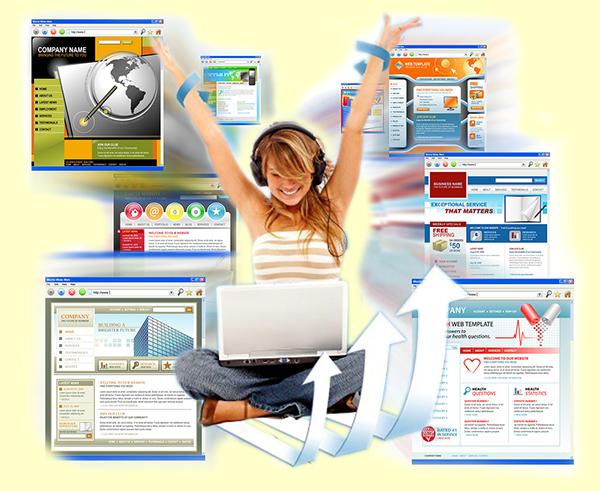 Продвижение и обслуживание сайта